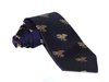 Hand-Made Woven Silk Tie (Eagle)